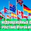 10 Недооцінених країн, які відіграли важливу роль у другій світовій війні