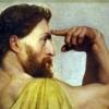 Що значить «сім п`ядей во лбу»?