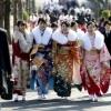 День повноліття в японії (19 фото)