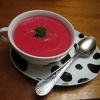 Холодний суп з буряка