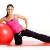 Ефективні вправи для приємного і швидкого схуднення на м`ячі
