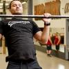 Які саме м`язи працюють при підтягуванні