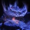 Кава иджен - вулкан з фіолетовою лавою (5 фото + відео)