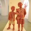 Маурізіо савіні: скульптури з жуйки (17 фото + відео)