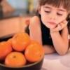 На які продукти у дітей алергія?