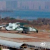 На weibo з`явилися фото макета китайського палубного літака авакс