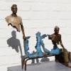 Незвичайні скульптури бруно каталано (9 фото)