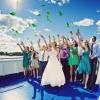 Особливості проведення весілля на теплоході в москві