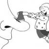 Звідки пішли вирази, відомі нам з дитинства? (5 виразів)