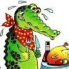Звідки пішов вислів «крокодилячі сльози»?