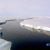 Різке зростання величезної тріщини в антарктиді