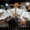 Rolls-royce, прикрашений кристалами сваровськи