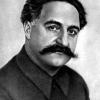 Серго орджоникидзе: відома життя, невідома смерть