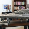 Дивовижний саморобний космічний корабель з лего (20 фото)