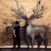 Живі картини тварин від фиона тан (5 фото)